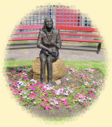 The Linda McCartney Memorial Garden